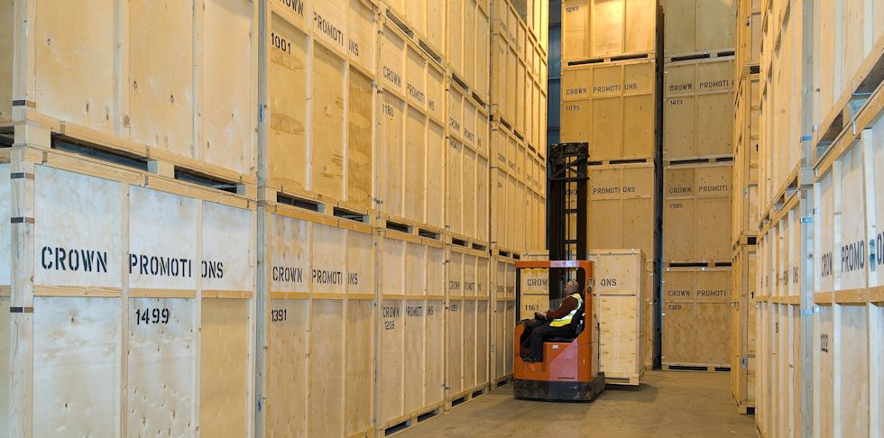 24/7 protected secure storage facilities